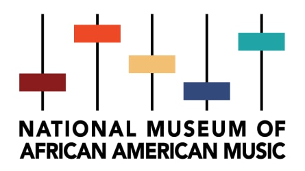 NMAAM Black Music Month Logo