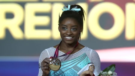 Simone Biles To Teach The Fundamentals Of Gymnastics In Online Courses