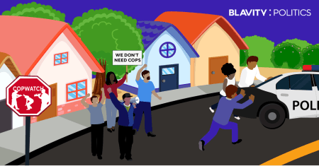 We Don't Need Police In Our Neighborhoods. Here's How You Can Stay Safe Without Them