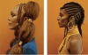 'The Hair Appointment' Is The Dope Art Exhibit Showing Off Braided Black Girl Magic
