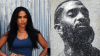 How Tiffanie Anderson's Powerful Masterpiece On Nipsey Hussle Resulted In A $101K Bid For Charity At The Wearable Art Gala