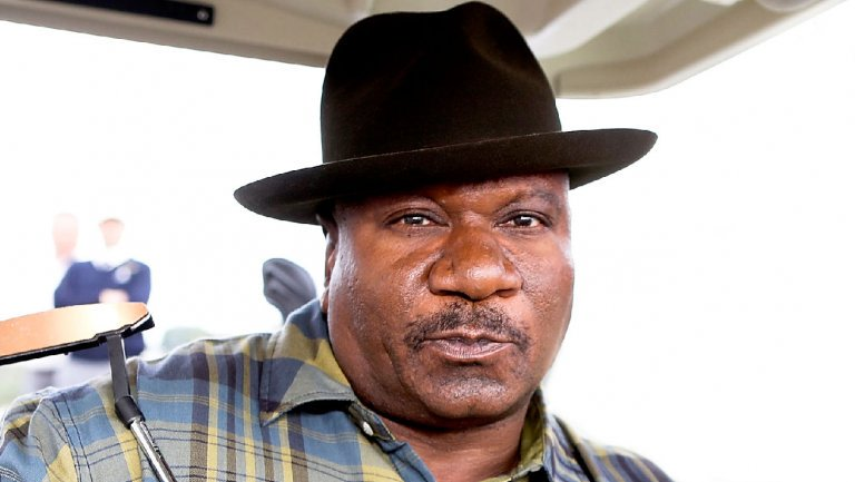 Police Held Ving Rhames At Gunpoint In His Own Home After A Neighbor Told 911 'A Large Black Man' Had Broken In