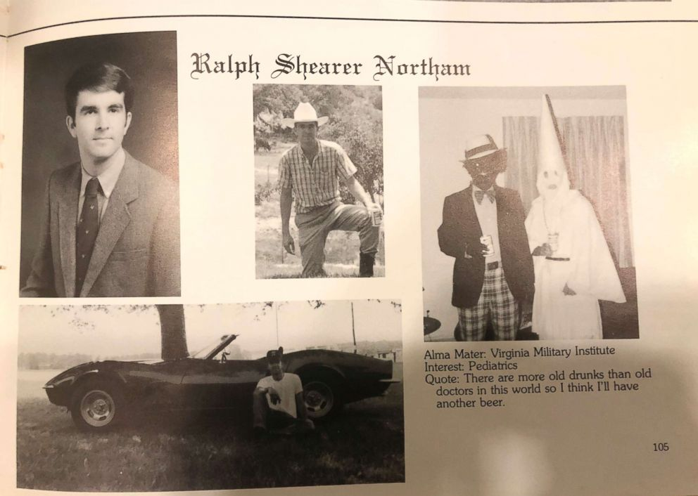 Virginia Governor Claims Racist Yearbook Photo Is Not Him, But Admits To Darkening His Face To Look Like Michael Jackson