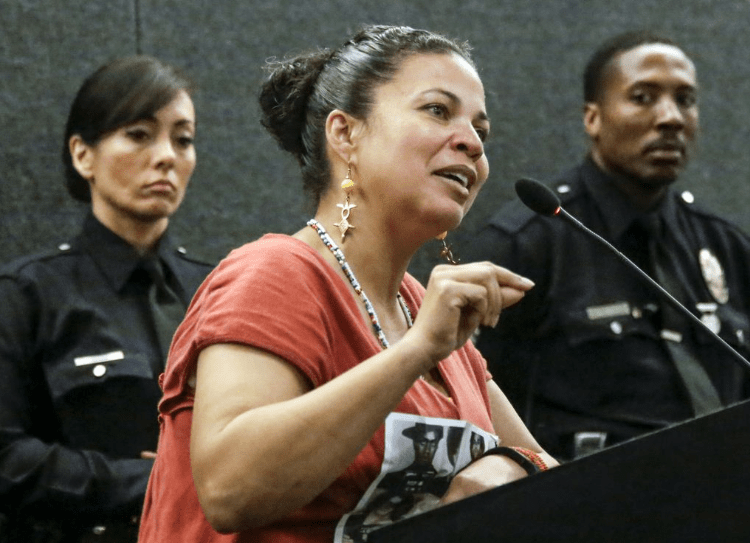 Petition Calls For LA City Attorney To Drop Charges Against BLM Activist And Professor Dr. Melina Abdullah