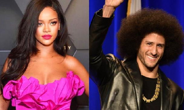 Colin Kaepernick Appreciates Rihanna's Realness Just As Much As We Do