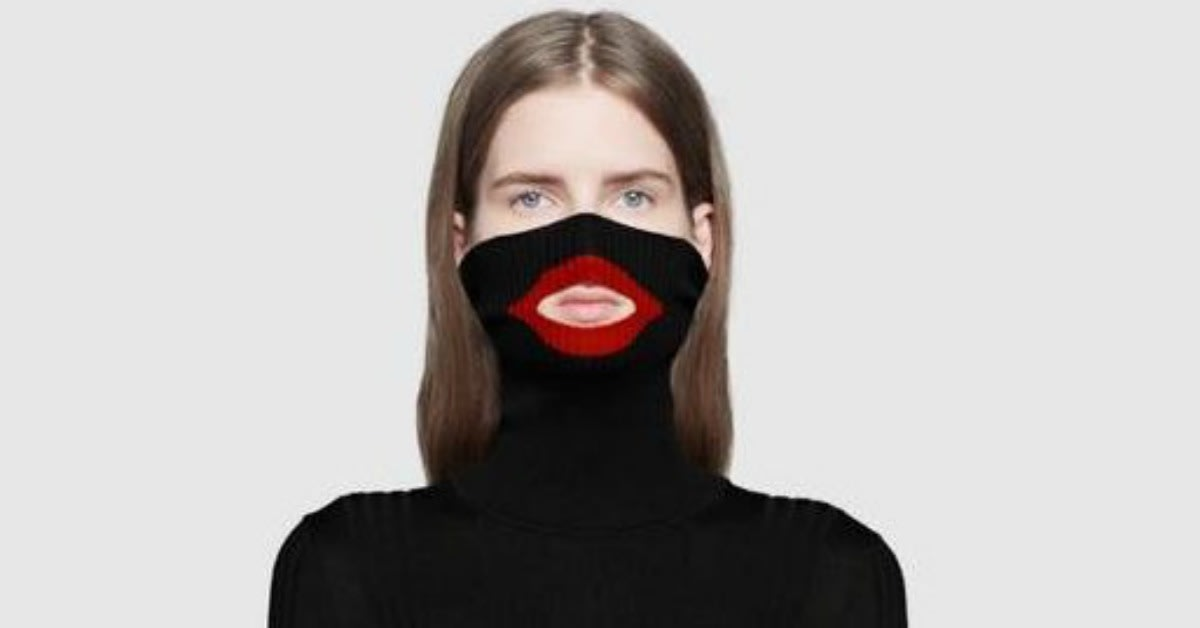 Gucci Is Being Accused Of Racism Over Turtleneck That Seems To Simulate Blackface