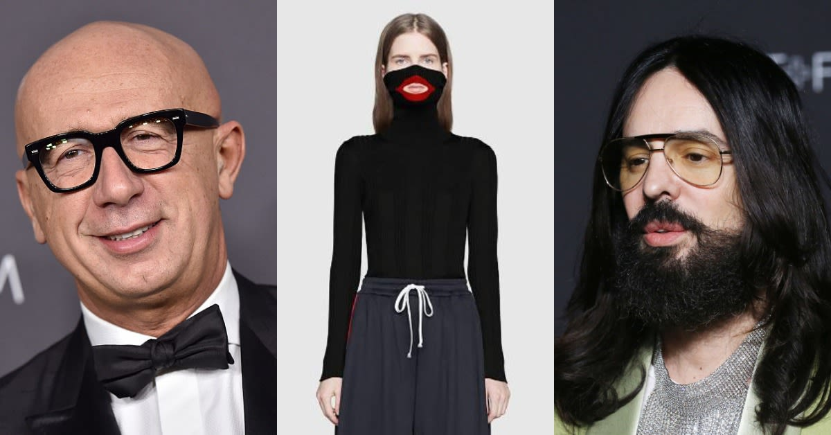 Gucci's CEO And Creative Director Speak Out On Blackface Controversy, Admit To 'Cultural Ignorance'