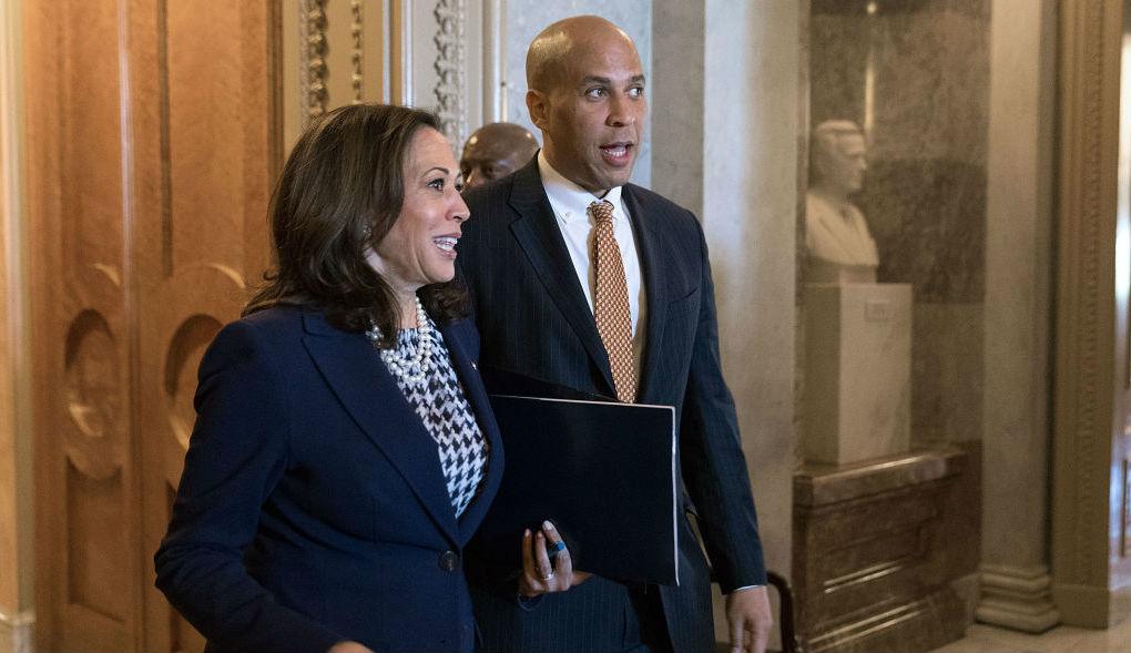 Senators Cory Booker And Kamala Harris Make Black History With Anti-Lynching Bill