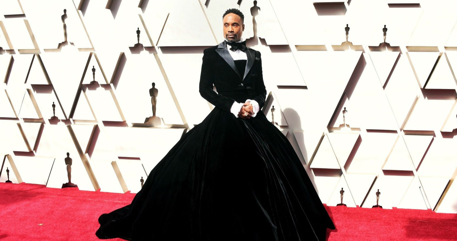 Billy Porter Couldn't Care Less About The People 'Uncomfortable' Seeing His 'Black A*s In A Ball Gown' If He Tried