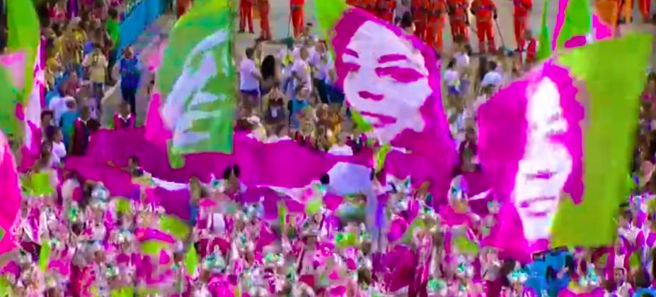 Brazilians Use Carnival Celebrations To Demand Answers In The Killing Of Afro-Brazilian Activist Marielle Franco