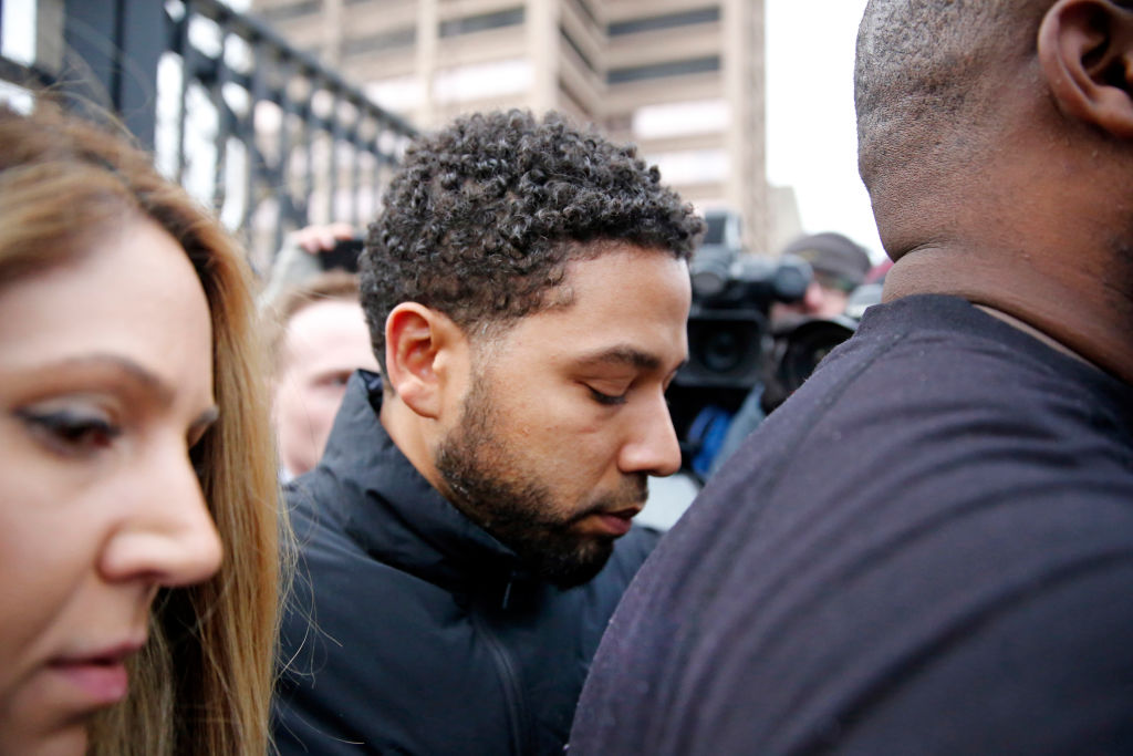 Jussie Smollett Enters His Plea Following Indictment For Allegedly Filing False Police Report