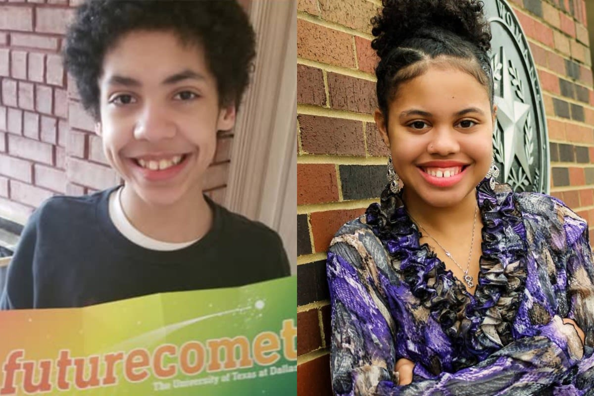 These 13 And 16-Year-Old Siblings Have Already Begun College And One Is Headed To Law School