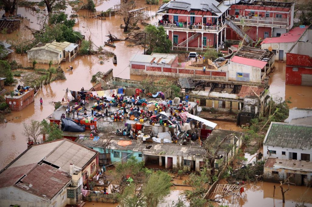 Death Toll For Cyclone Idai, Which Struck Mozambique, Zimbabwe And Malawi, Reaches 750