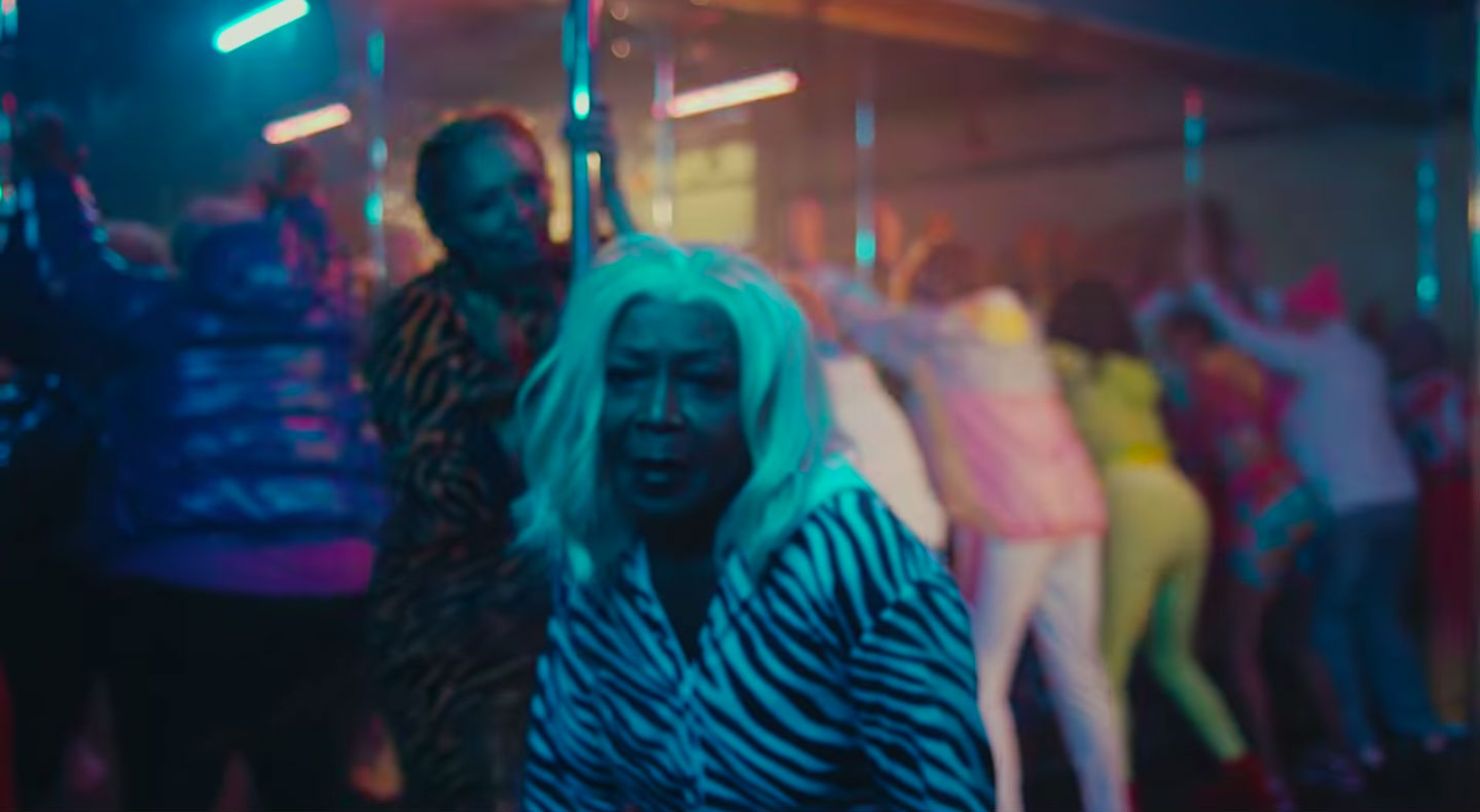 The Senior Citizen Rendition Of 'Twerk' Is Precisely What Your Monday Needs
