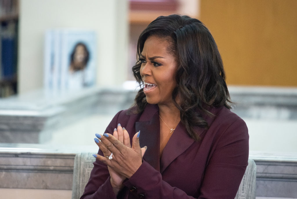 Michelle Obama's 'Becoming' May Become The Best-Selling Memoir In Publishing History