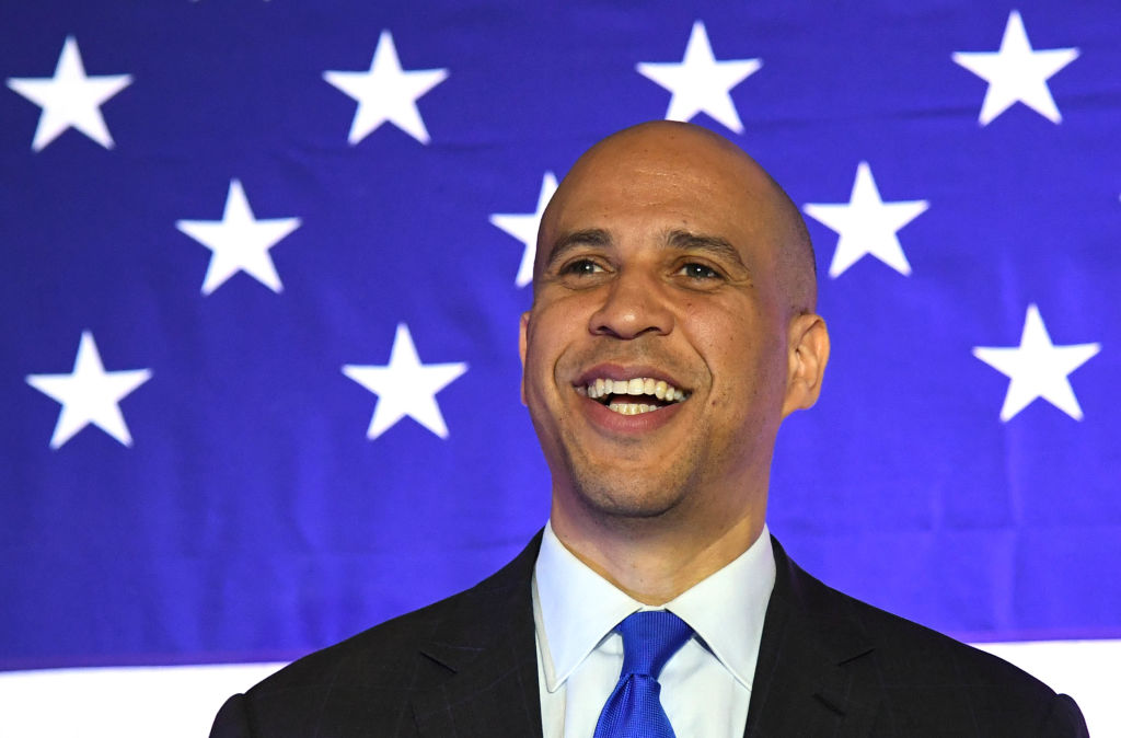 Cory Booker Reveals Rosario Dawson Didn't Give Him The Time Of Day When They First Met