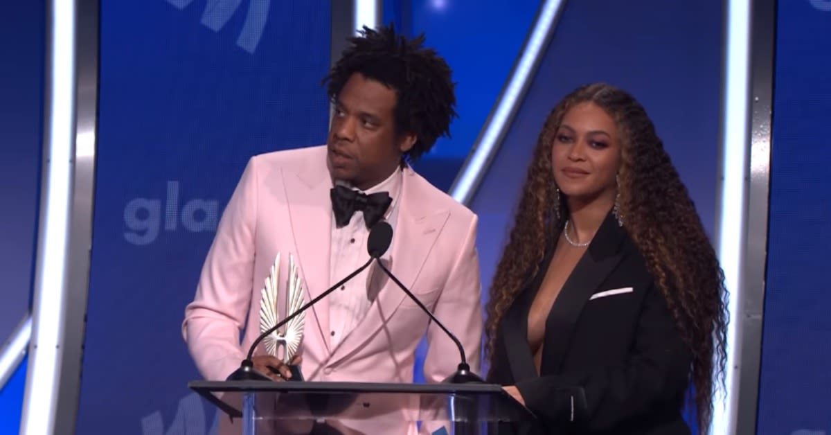 Beyoncé Gives Emotional Tribute To Her Late, Gay Uncle As She And Jay-Z Accept GLAAD Vanguard Award