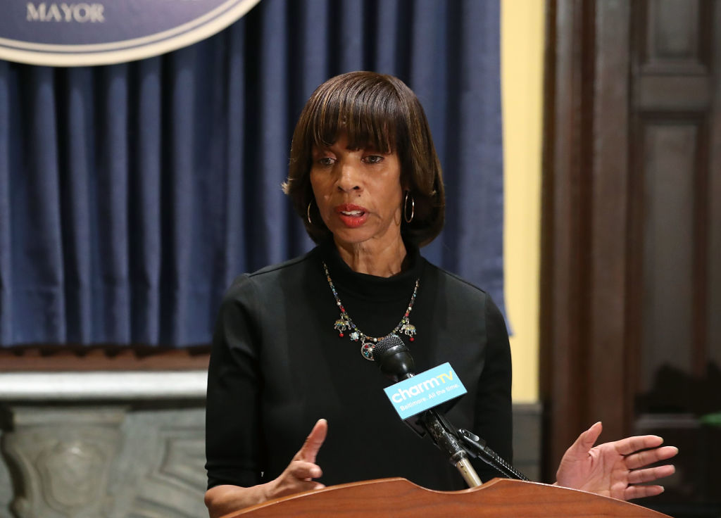 Baltimore Mayor Takes 'Leave Of Absence' Amid Scandal
