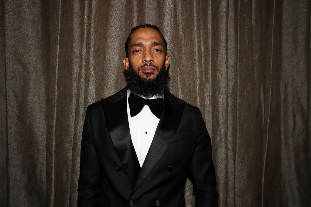 Nipsey Hussle Was Shopping For A Friend Just Released From Prison Before He Was Killed