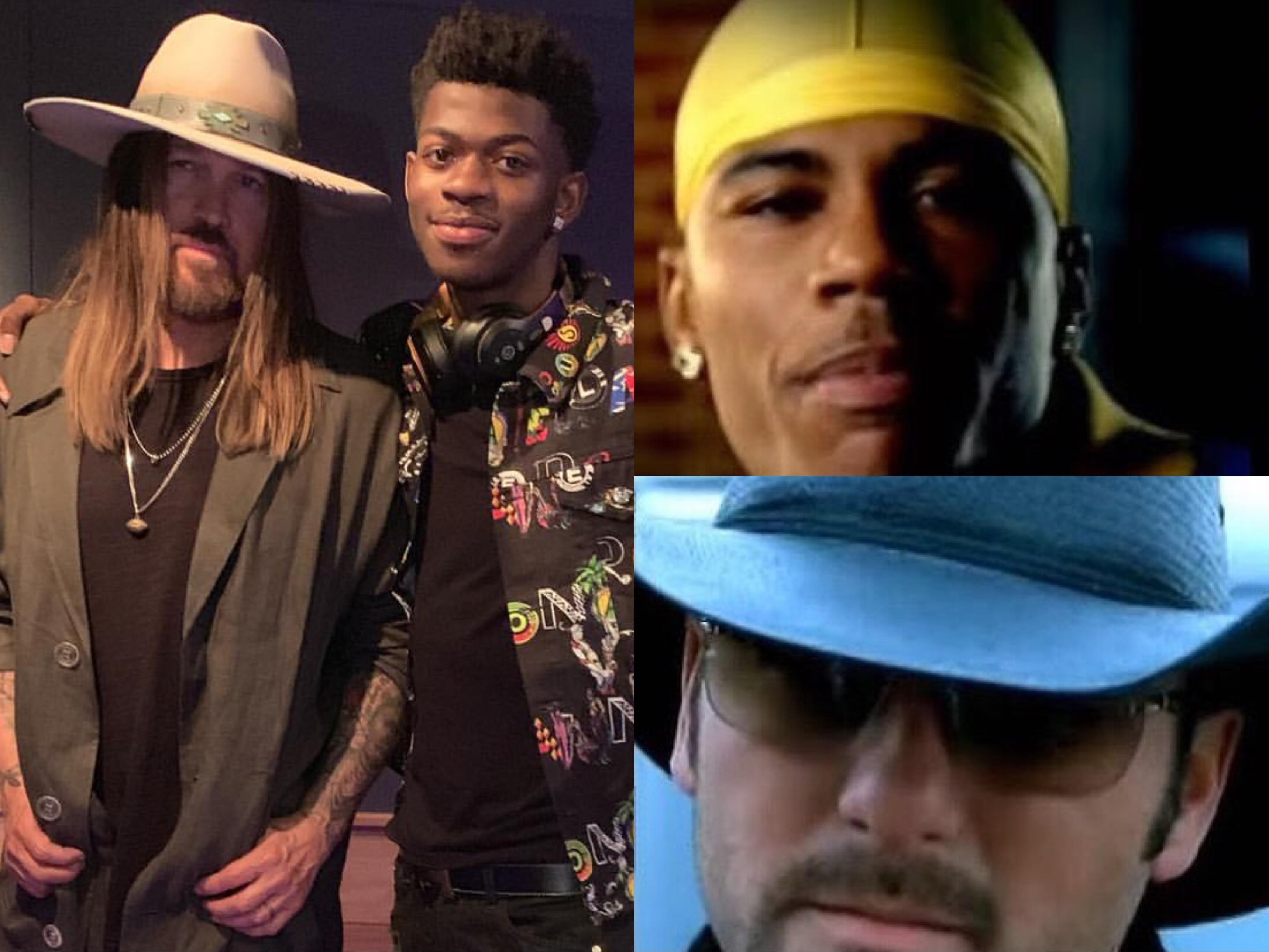 Lil Nas X And Billy Ray Cyrus Have Twitter Reminiscing About Our First Fling With This Ol' Country Music Thing