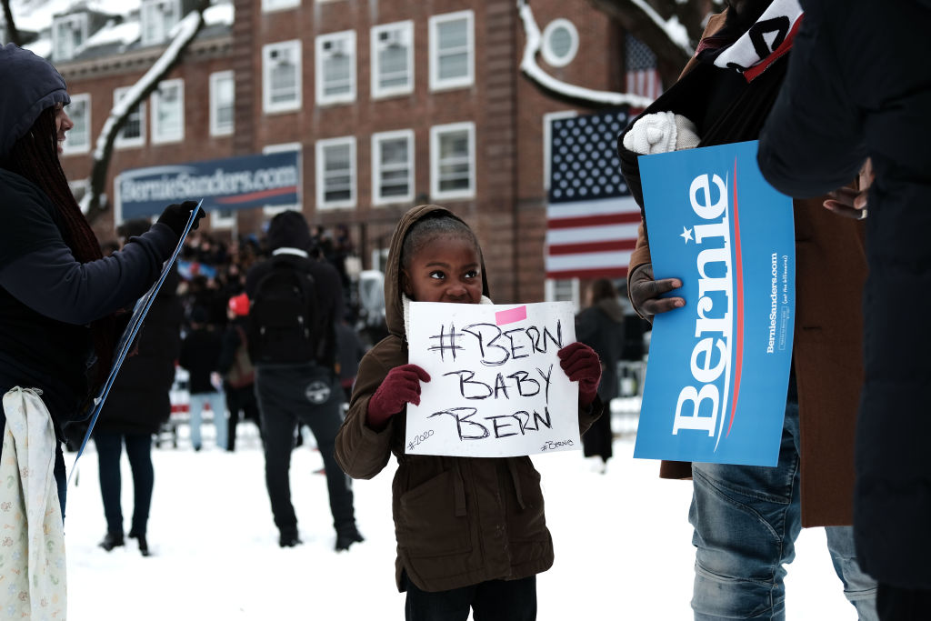 3 Things Bernie Sanders Should Do If He Wants To Secure The Black Vote