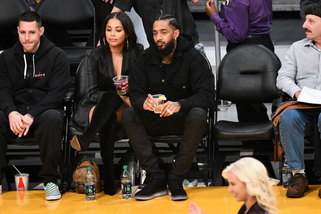 Lauren London Shared The Most Heartbreakingly Sweet Text She Sent To Nipsey Hussle Two Months Prior To His Death