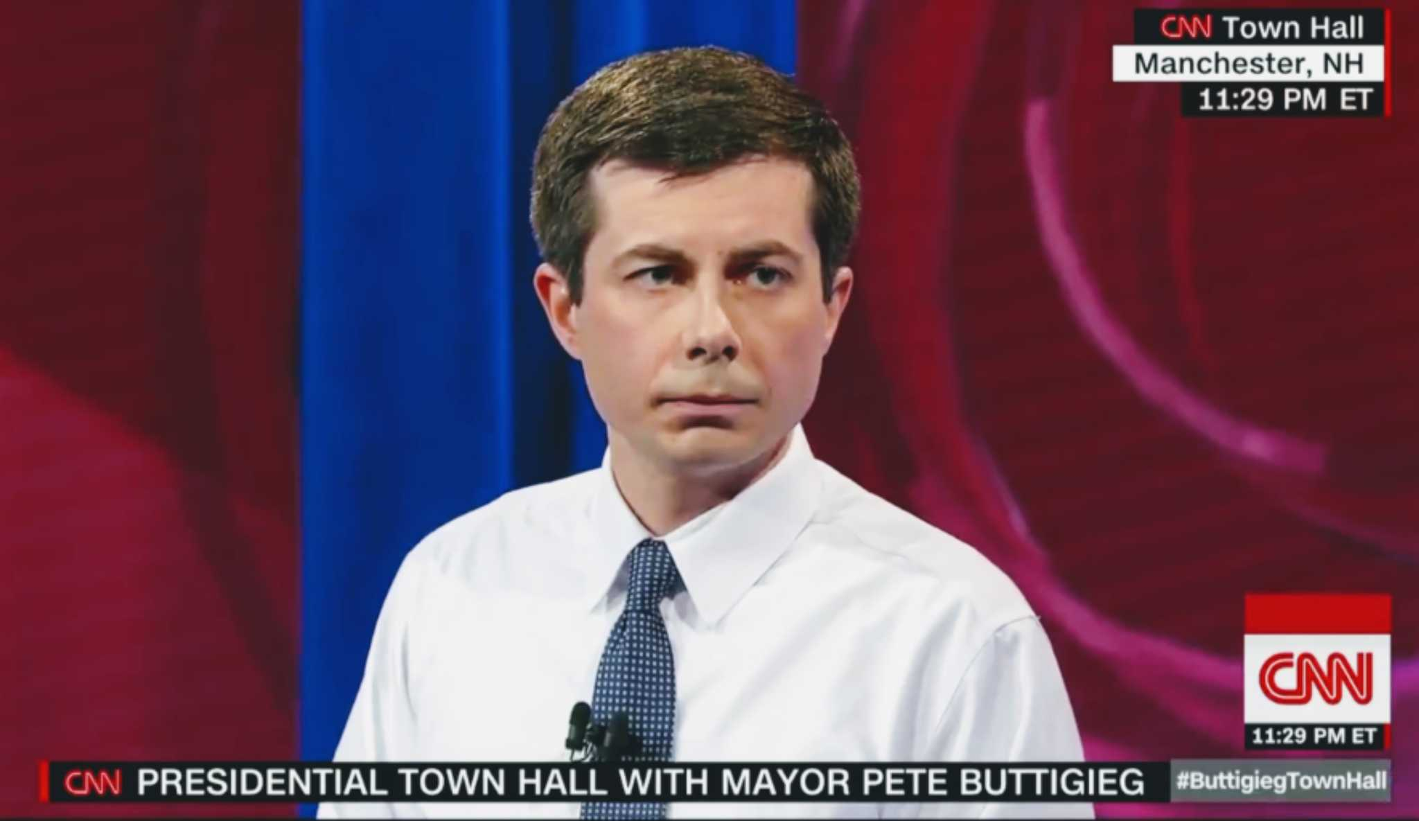 Presidential Candidate Pete Buttigieg Is Against Giving Incarcerated People The Right To Vote