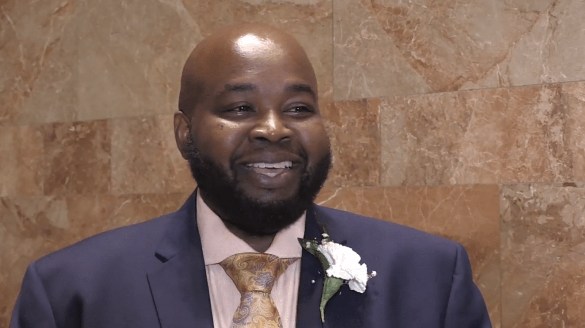 Trump Will Not Attend 2019's National Teacher Of The Year Ceremony Honoring Rodney Robinson