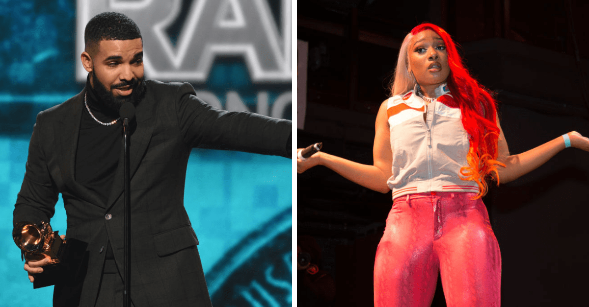 Twitter Wants To Protect Megan Thee Stallion And The 'Big Ole Freak' Remix From Drake At All Costs