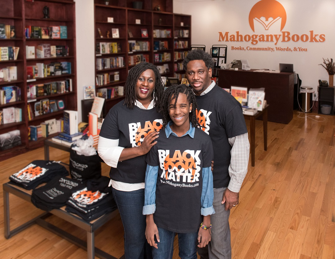 15 Independent Black-Owned Bookstores Reclaiming Their Shelves And Community