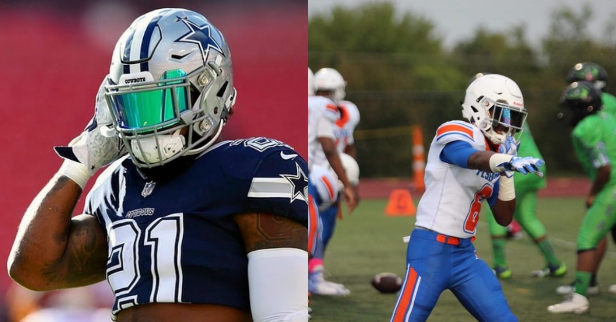 Dallas Cowboys Star Offers To Pay For Funeral Expenses For Eighth-Grade Football Prodigy Killed By Stray Bullet