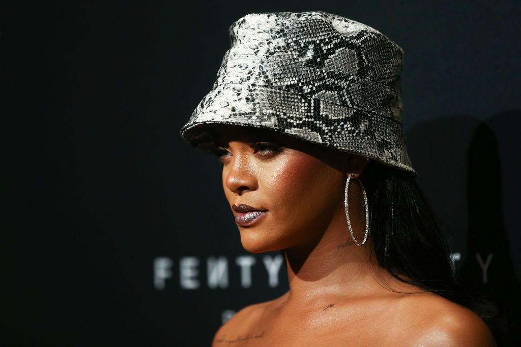 Rihanna: 'I Love Being Black...Sorry For Those Who Don't Like It'