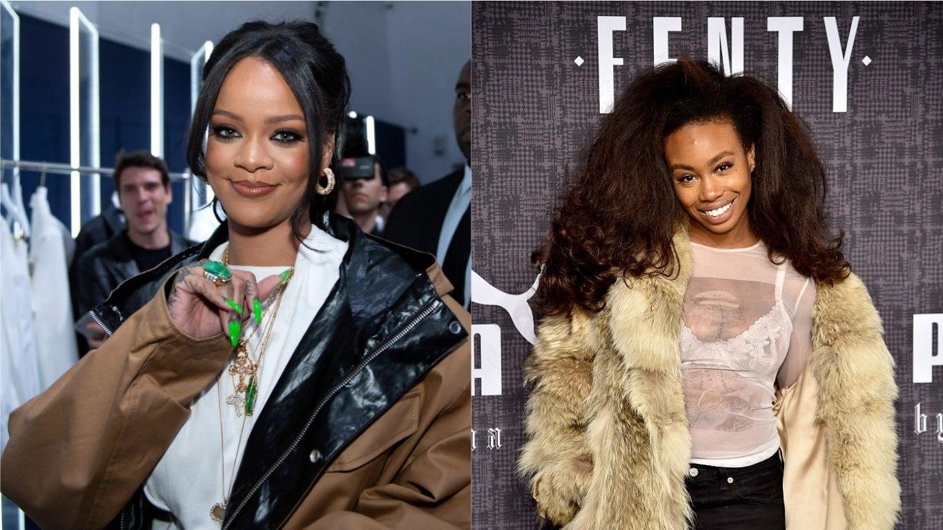 Rihanna Comes Through For SZA Following Racial Profiling Incident At Calabasas Sephora