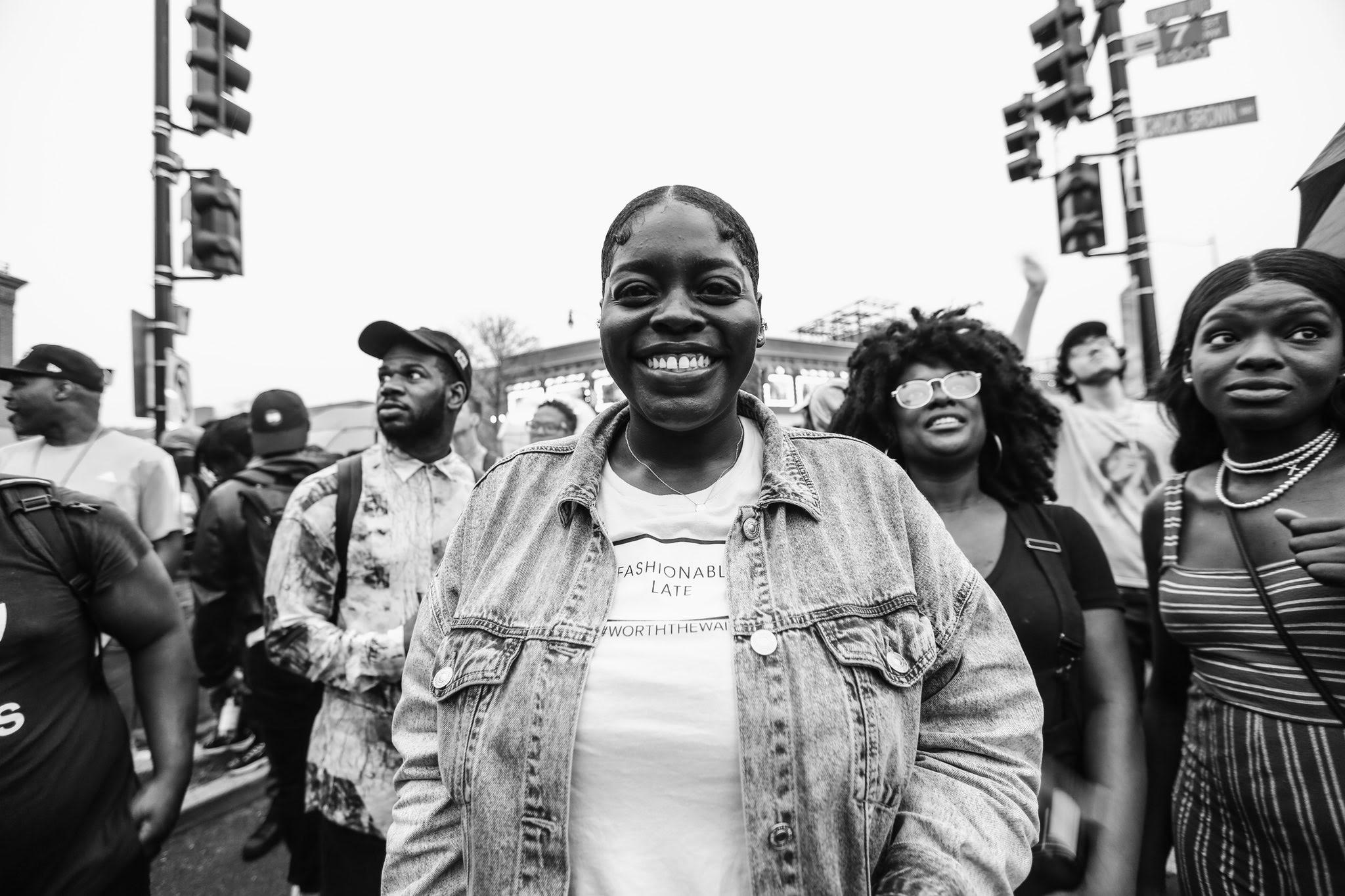 This Howard Grad Is Showing Gentrifiers Just How Loud The Resistance Is With The #DontMuteDC Movement