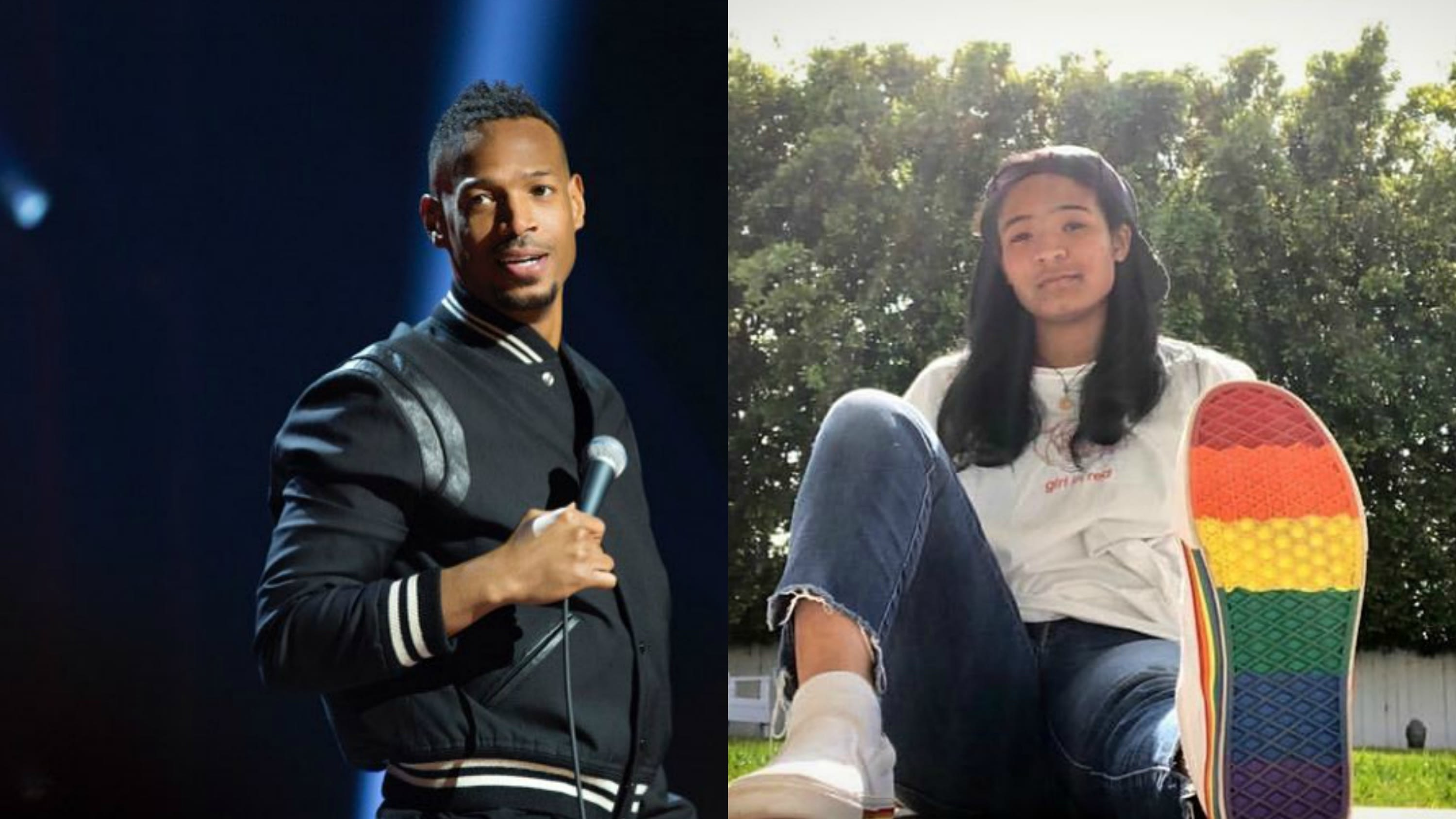 Marlon Wayans Lays Into Homophobes Trying To Spread Their Foolishness After He Posts Tribute To His Lesbian Daughter