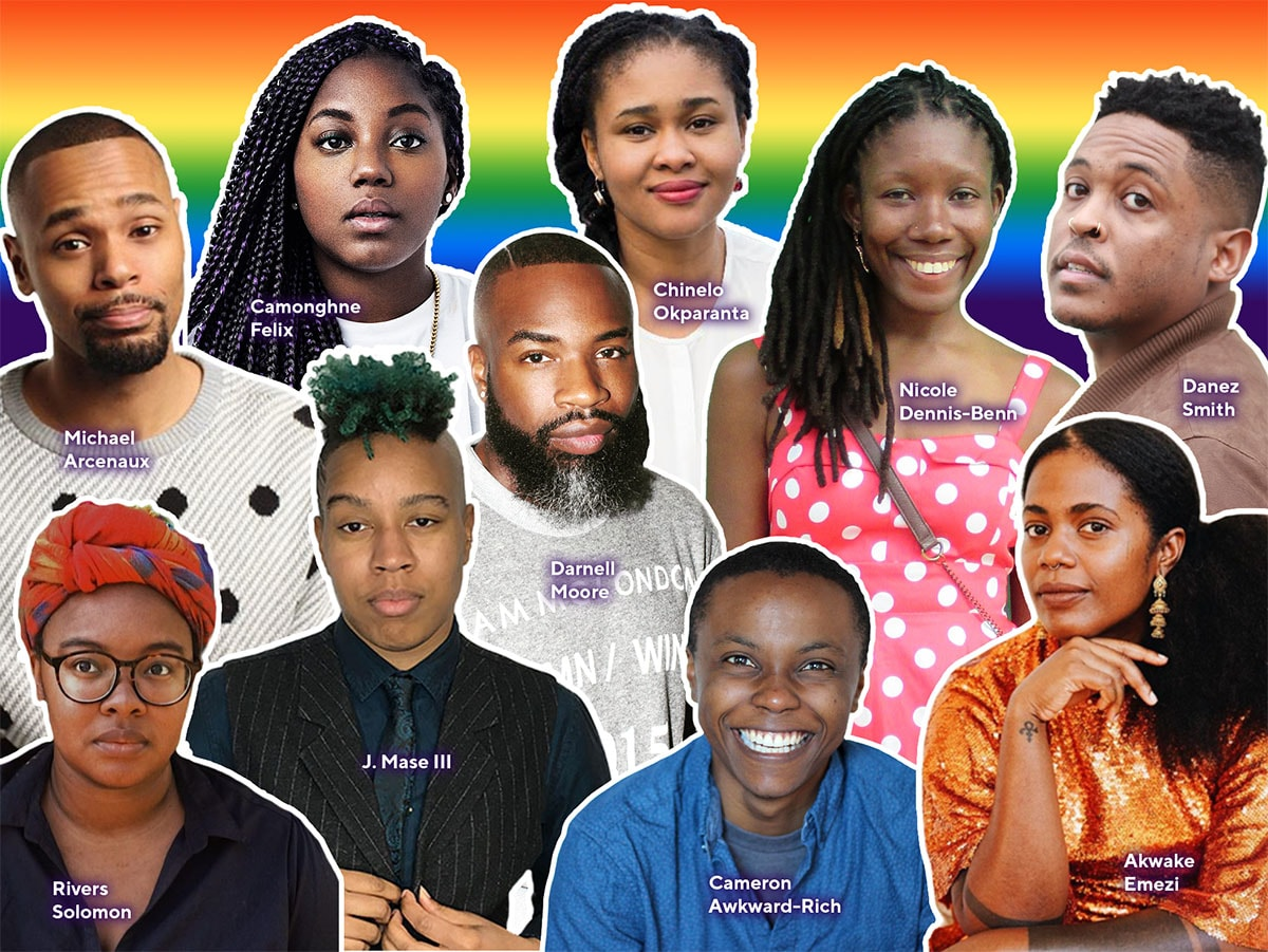 10 Young Black LGBTQ Authors Reclaiming Their Space Through Words