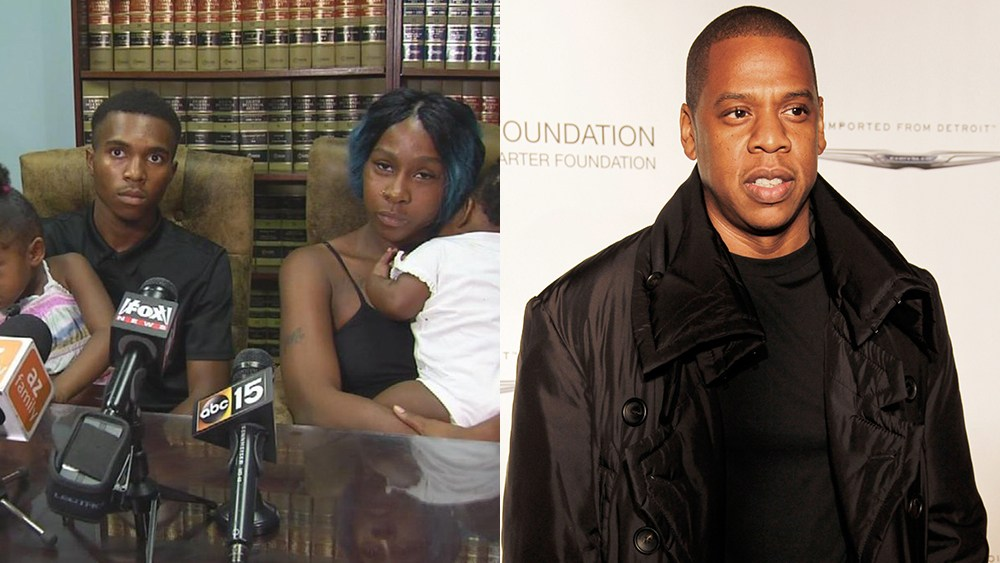 Jay-Z's Roc Nation Announces Plans To Help Phoenix Couple Involved In Excessive Force Case
