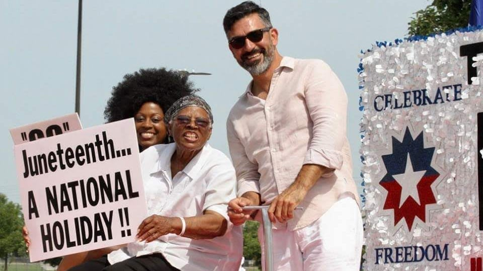 92-Year-Old Ms. Opal Lee Walks It Like She Talks It To Make Juneteenth A National Holiday