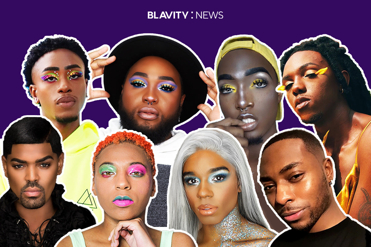 Meet 8 Queer Makeup Artists Adding More Color To The Beauty Industry