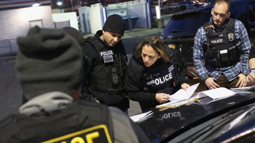 Thousands In Danger As ICE Raids Scheduled To Begin On Sunday