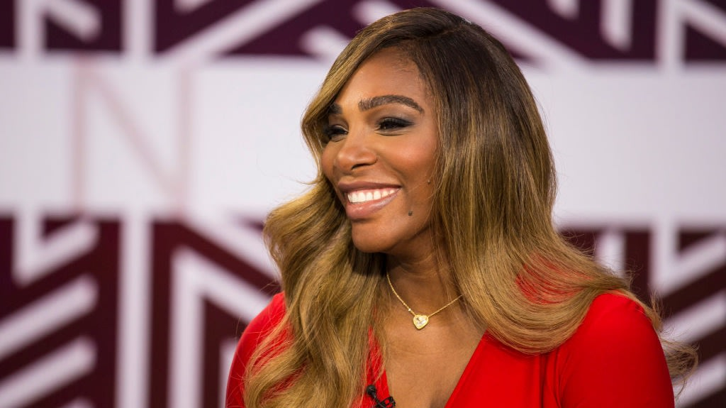 Serena Williams Invests In Startup Aiming To Prevent Maternal Mortality