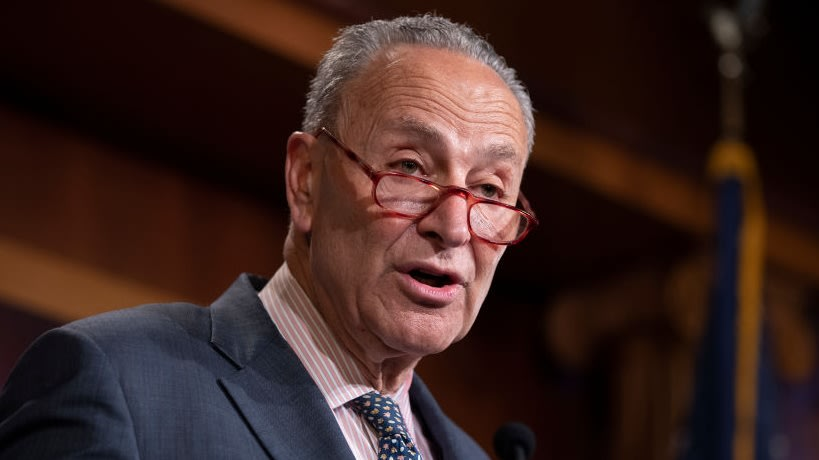 Sen. Chuck Schumer On Supporting Reparations Legislation, The Affordable Care Act And Other Issues Impacting The Black Community
