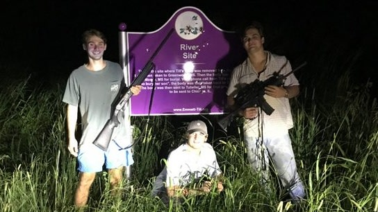 Emmett Till Memorial Will Now Be Bulletproof After White College Students Posed In Front Of It With Guns
