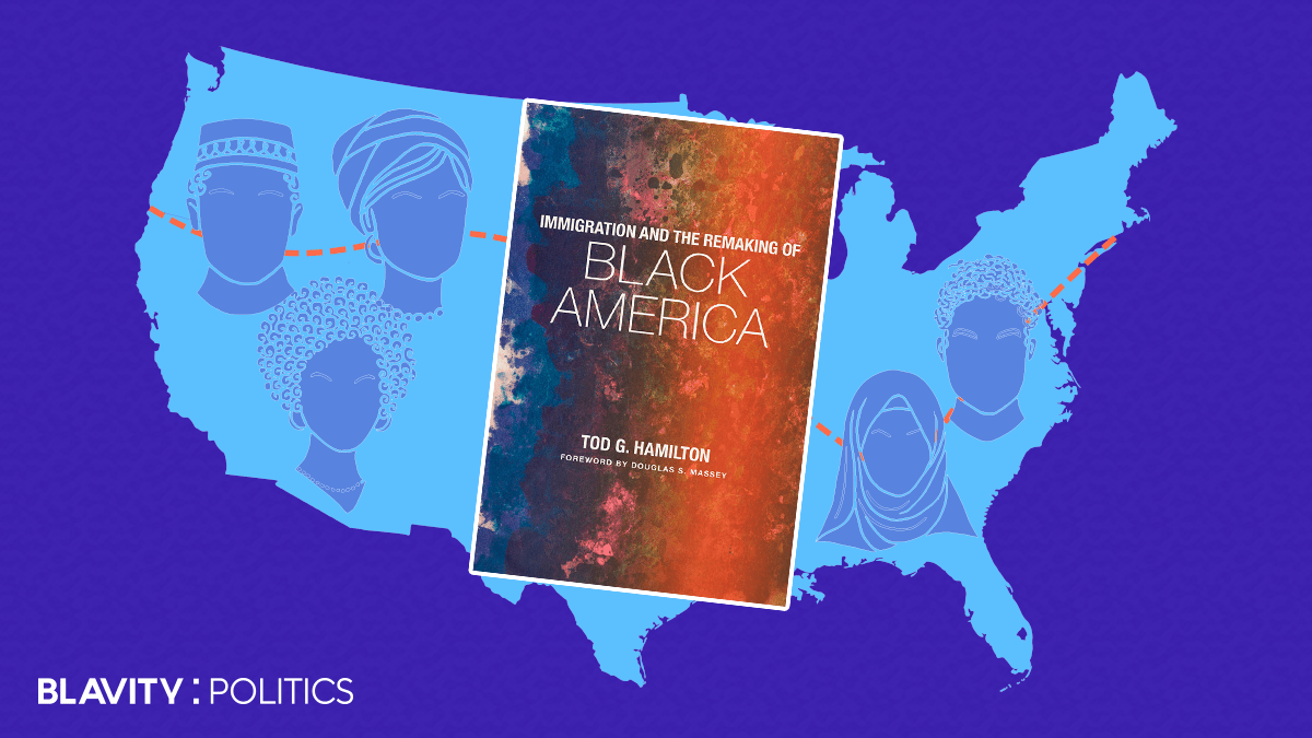 New Research On Immigration Suggests There Is More To Be Said About 'Black America'