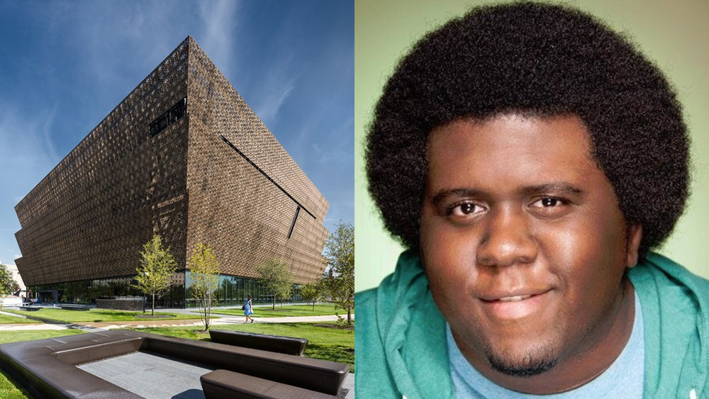 Maurice Cherry's 'Revision Path' Becomes First Podcast Added To Smithsonian's African American Museum Permanent Collection