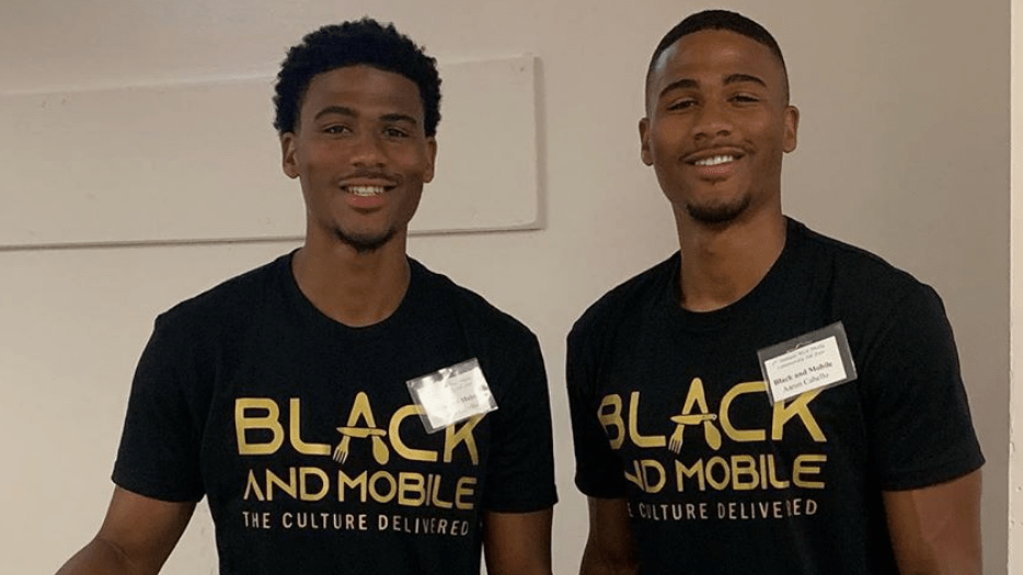 Two Brothers Start Philadelphia's First Black-Owned Delivery Service