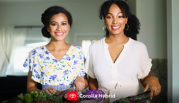 Dieticians Jessica Jones And Wendy Lopez Share Tips On How To Live Healthier Lifestyles