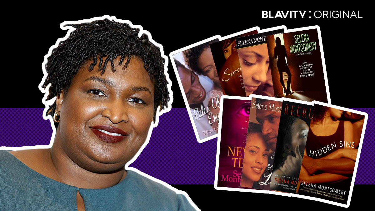 Stacey Abrams Is The Author Of Several Romantic Fiction Books: Here's How Her Titles Rank