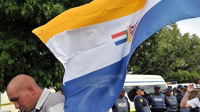 South Africa's Equality Court Deems Public Display Of Apartheid Flag A Hate Crime