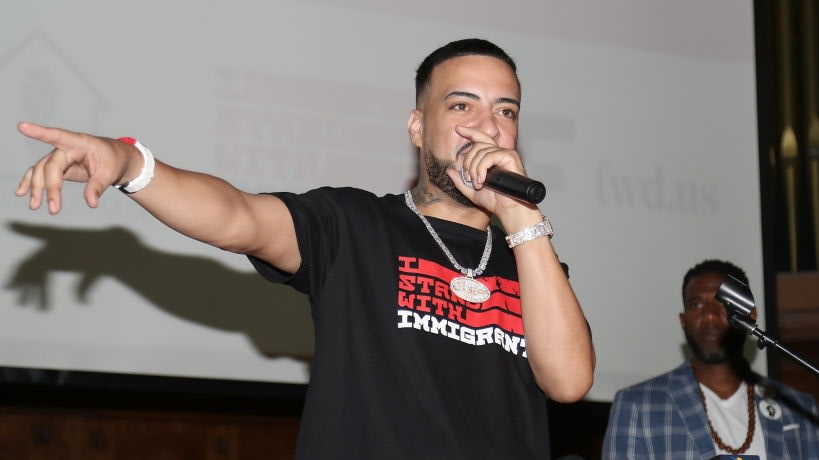 French Montana Launches Scholarship In Conjunction With Organization Dedicated To Immigrant Children